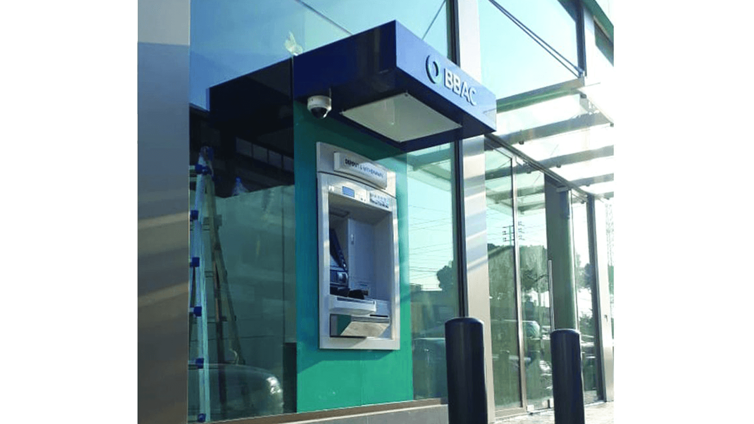ATM CANOPY